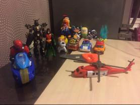 Игрушки от 3-х лет пакетом