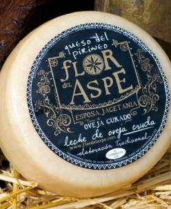 Выдержанный Овечий Сыр - Flor del Aspe 500 гр.