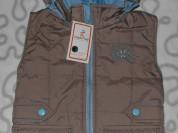 Новый утепленный жилет Vest, 104-110 см