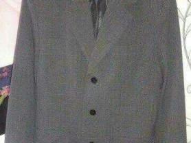 Школьный пиджак и жилет для подростка