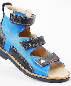 Ортопедические сандалии для мальчика