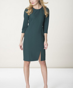20521 Платье (ANTIGA)Зеленый