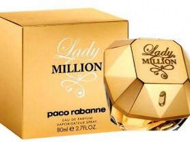 Paco Rabbane Lady Million 80 ml Новая