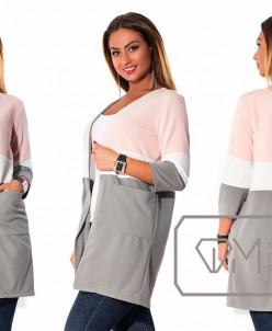 Пиджак Фабрика Моды (2 цвета)