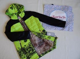 Новая удлиненная куртка теплая весна осень 46 48