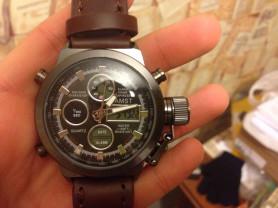 Армейские часы Amst из классической серии линейки производств