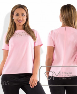 Блузка Фабрика моды (6 цветов)