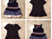 платья Bosco Zara  оригинал на 3-4 г