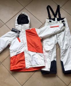 Зимний мембранный горнолыжный костюм Progress by Reima цвет