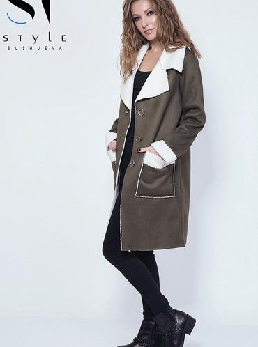 Пальто 44405