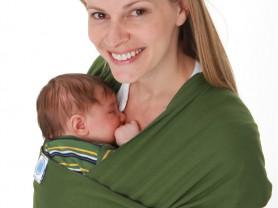 Baby Wrap слинг мало б-у