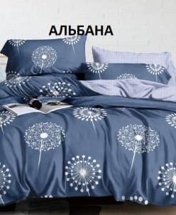 """1,5 спальный САТИН """"Альбана"""""""