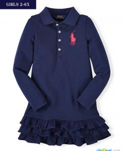 Ralphlauren VIP гардероб для девочек