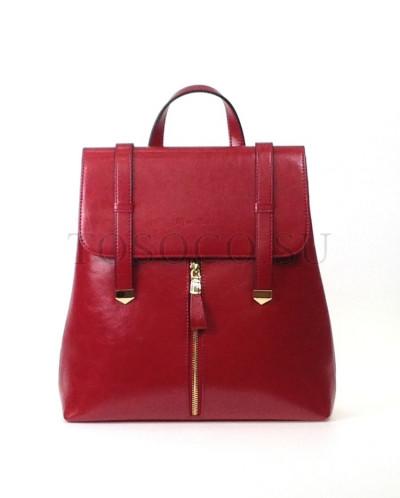 Сумка-рюкзак Tosca Rossi натуральная кожа
