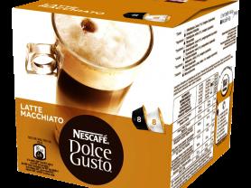 Капсулы Dolce Gusto Дольче Густо Latte Macchiato