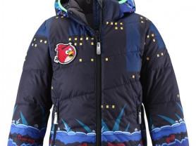 Куртка зимняя (пуховик) Reima Angry Birds, 116 см