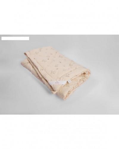 Одеяло Миродель легкое, овечья шерсть 175*205 ± 5 см