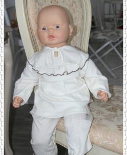 Красивая крестильная одежда