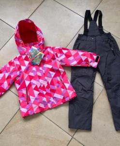 Демисезонный мембранный комплект Kalborn цвет Pink Geometry