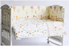 Комплект белья в кроватку 120*60
