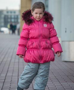 Костюм Снежанна (куртка+п/к, нат.мех)