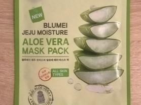 Маска тканевая Jeju Moisture Aloe Vera Mask Pack