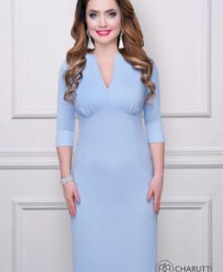 Платье Марни (скай)