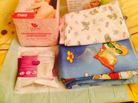 Пакеты для хранения молока+подарки