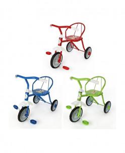 Велосипед  3-х  колесный 64641 ( Муравей мет.кол )