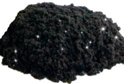 Сияющий кинетический песок 1кг