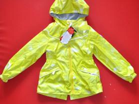 Новая куртка ветровка на флисе весна осень 116