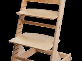Ортопедические стулья Kid-Fix - цвет Натуральный