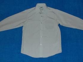Новая рубашка Marks&Spencer, 116-122 см