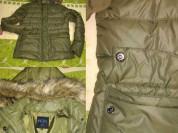 Куртка Инсити новая, хаки р.42