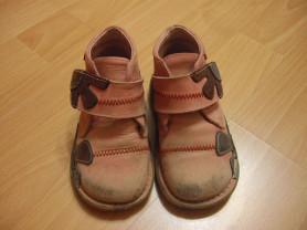Petit-22 (US 6.5 Toddler)-кожа на коже