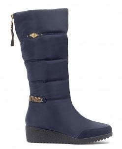 Дутики King Boots KB591 Blau Синий