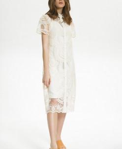 платье LaVeLa Артикул: L10153 молочный