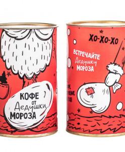 """Кофе """"От Дедушки Мороза"""""""