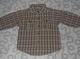 Рубашка с длинным рукавом Topolino, 86 см
