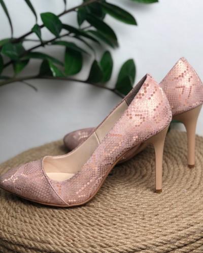 Кожаные элегантные туфли. Новая коллекция!