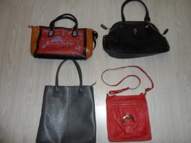 Женские сумки кожа натуральная и кожзам