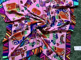 Платки шейные Шелковые Kenzo Mio Mio