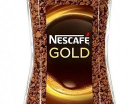 Кофе NESCAFE GOLD натуральный растворимый