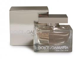 "Dolce & Gabbana ""L`eau the one"" 75 ml Новая"