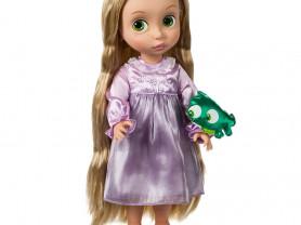 Кукла Рапунцель-малышка. Дисней. 40 см