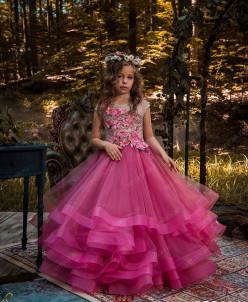 Платье детское FG0616