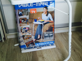 table mate 2 универсальный складной столик
