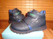 Новые ботинки BI&KI для мальчика, демисезон
