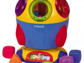 Музыкальная ракета сортер Vtech