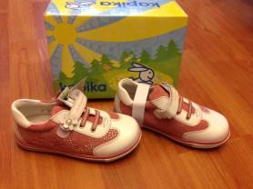 Новые ботиночки капика kapika р.29